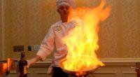 Cose la cucina Flambe